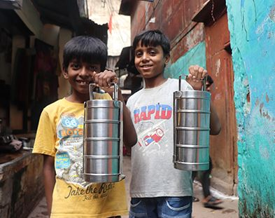 Article Les dabbawalas de Mumbai - Terre Exotique